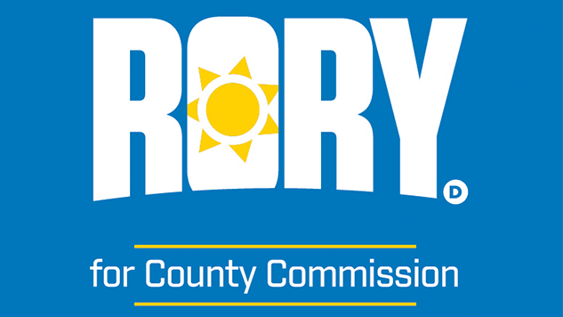 Rory for County Commissioner